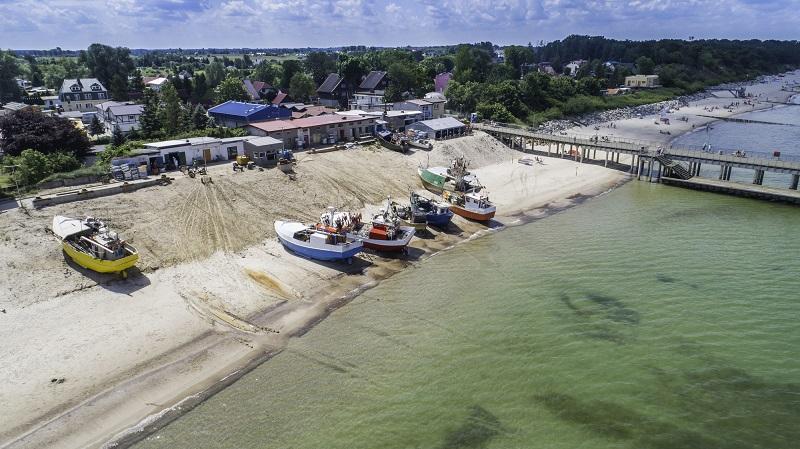 Chłopy-najmniejsze miejscowości nad morzem Ranking plaż