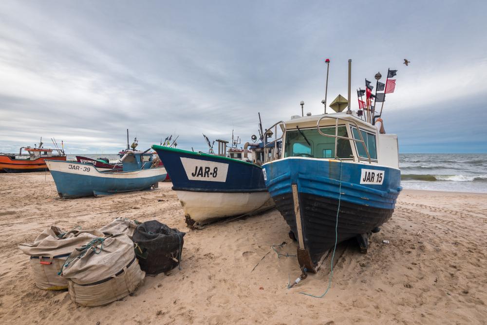 Jarosławiec-najlepsze miejscowości nad morzem Ranking plaże małe ciche miejsca