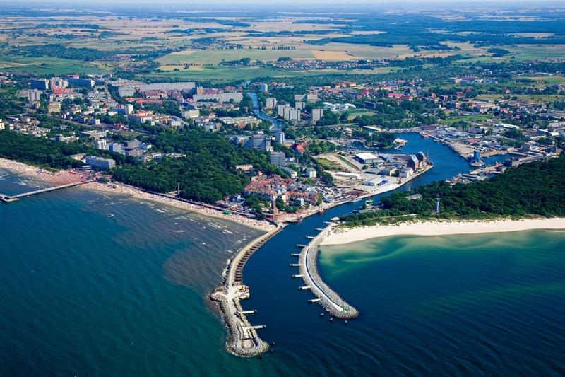 Kołobrzeg nad morzem plaże miejscowości Ranking atrakcje
