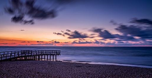 Sarbinowo plaża molo atrakcje ranking miejscowości
