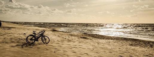 jantar najlepsze plaże ranking miejscowości nadmorskich atrakcje