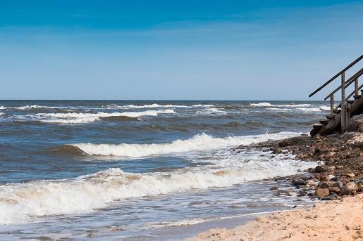 jastrzębia góra ranking najlepsze plaże atrakcje dla dzieci