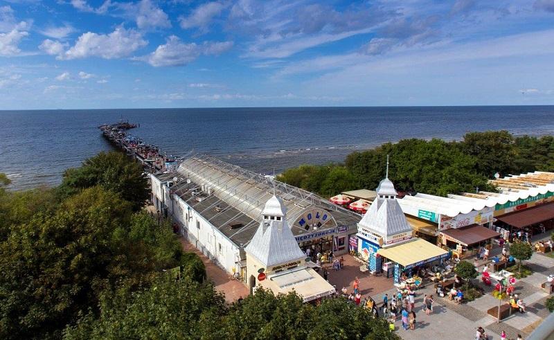 międzyzdroje ranking miejscowości nad morzem Bałtyk