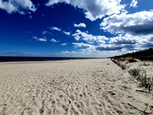 plaża Chałupy opinie najlepsze nad Bałtykiem plaże miejscowości