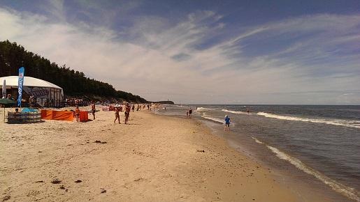 pogorzelica najlepsze plaże ranking miejscowości nadmorskich atrakcje