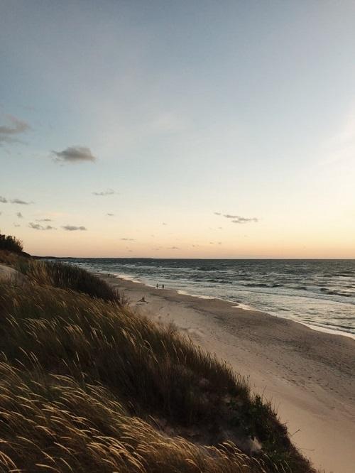 rowy najlepsze plaże nad bałtykiem ranking miejscowości nadmorskich