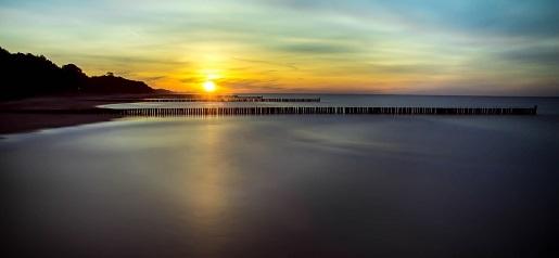 ustronie morskie najlepsze plaże ranking miejscowości nadmorskich atrakcje