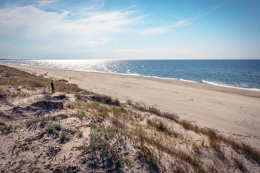 Łazy gdzie najlepsze plaże najmniejsze miejscowośc nad Bałtykiem - małe miejscowości kameralne nad Bałtykiem -Łazy