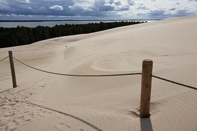 Łeba - najpopularniejsze miejscowości nad morzem Bałtyk Ranking plaż 2021 a