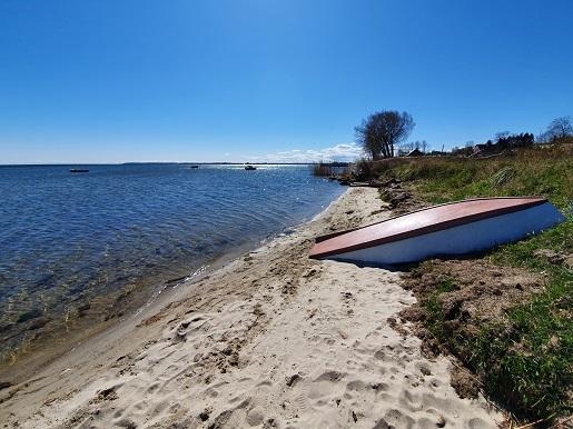 najmniejsze miejscowości nad morzem Bałtyk - Swarzewo
